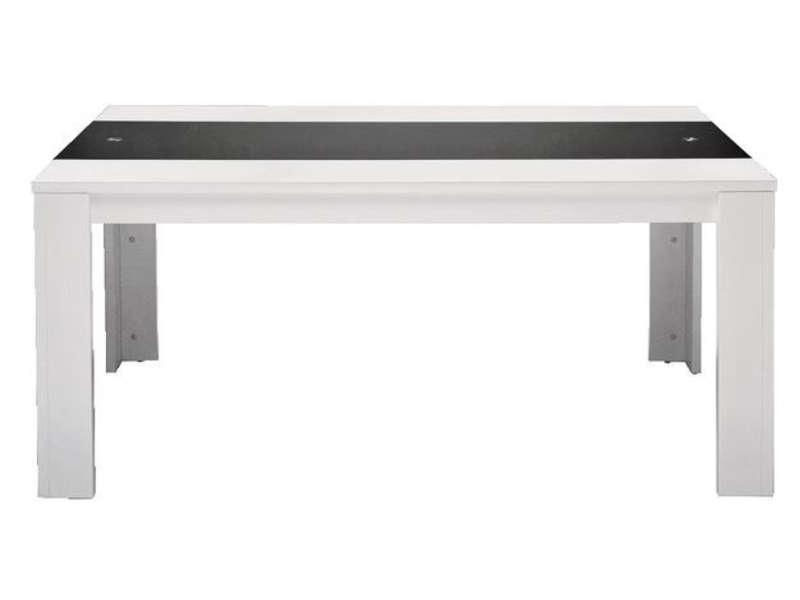 Table 160 cm for Chemin de table conforama