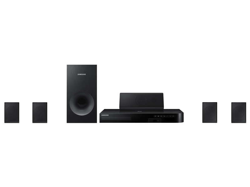 Home cin ma 5 1 bluray 3d samsung ht j4500 vente de home cin ma et barre de - Home cinema 2 1 sans fil ...