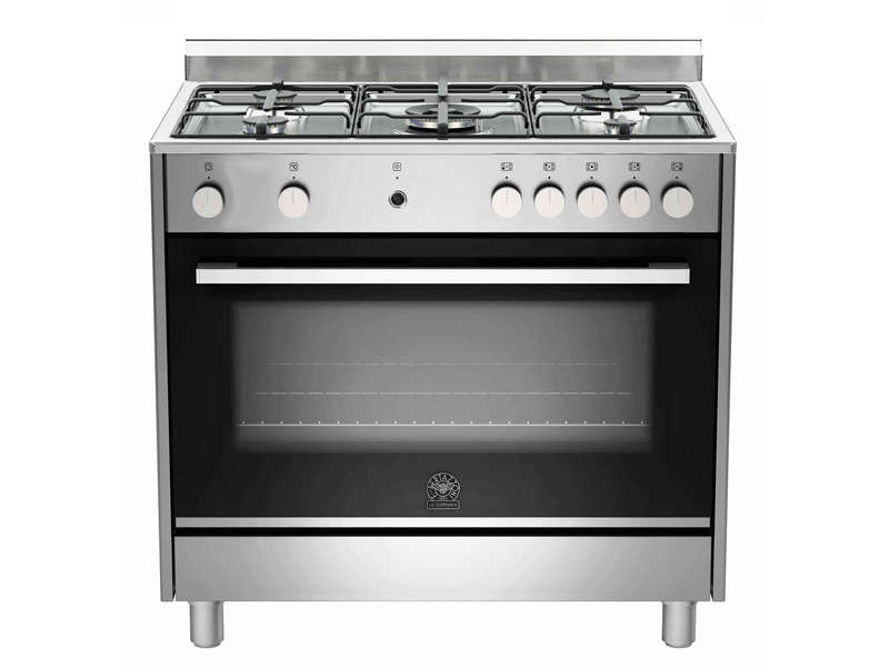 cuisini re gaz 90 cm la germania tus95c21dx la germania vente de cuisini re conforama