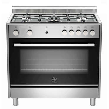 Lectrom nager cuisini re gaz 90 cm la germania tus95c21dx - Cuisiniere la germania ...