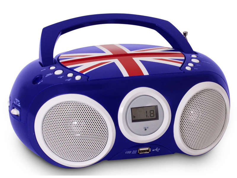 lecteur radio cd usb bigben cd32gb vendu par conforama. Black Bedroom Furniture Sets. Home Design Ideas