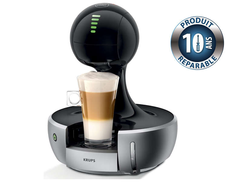 dolce gusto krups yy2502fd chez conforama. Black Bedroom Furniture Sets. Home Design Ideas