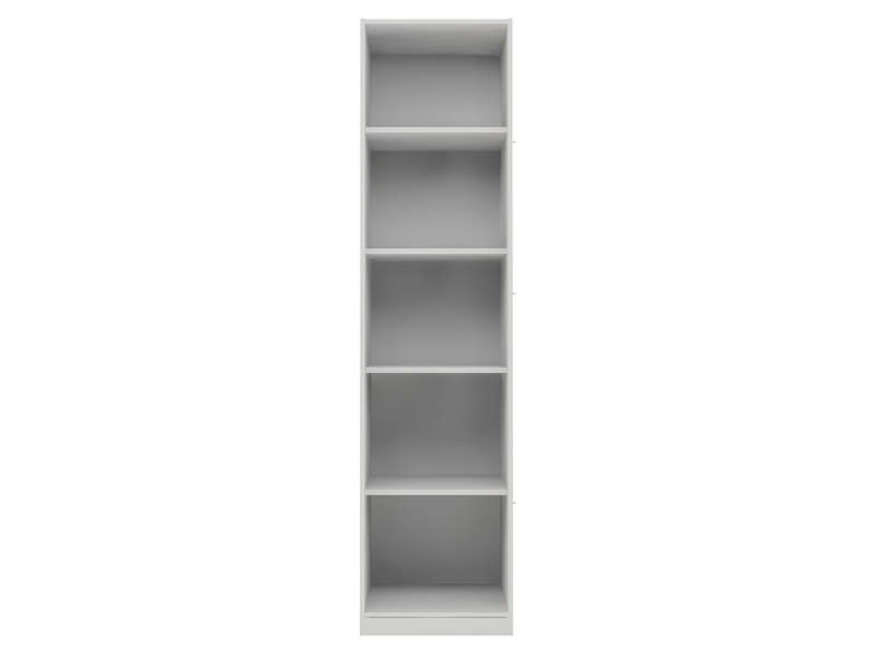 caisse d 39 armoire 1 porte cm twist coloris blanc. Black Bedroom Furniture Sets. Home Design Ideas