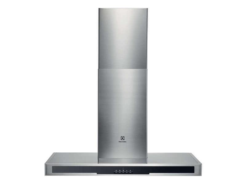 Hotte décorative 90 cm ELECTROLUX EFB90566DX