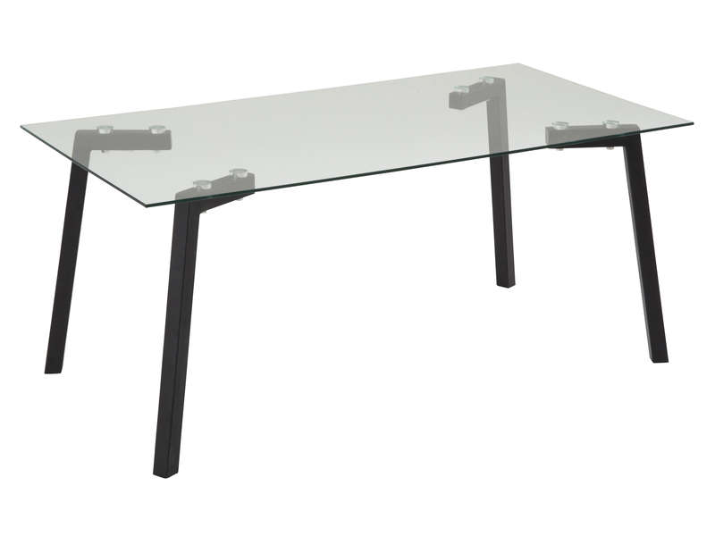 Table basse ovale en verre conforama - Tables basses en verre ...