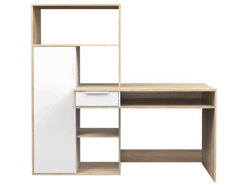 Bureau enfant conforama great bureau portes tiroir with for Bureau conforama