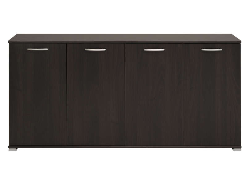 buffet 4 portes element cafe vente de buffet bahut vaisselier conforama. Black Bedroom Furniture Sets. Home Design Ideas