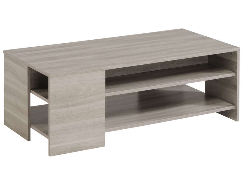 table basse rectangulaire warren silex vente de table basse conforama. Black Bedroom Furniture Sets. Home Design Ideas