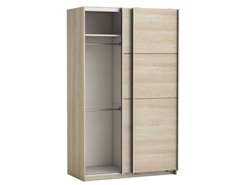 armoire fast n 2 l120 vente de armoire conforama. Black Bedroom Furniture Sets. Home Design Ideas
