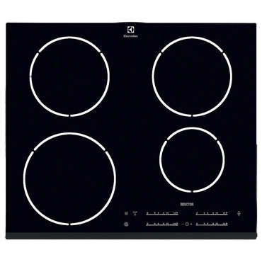 Table de cuisson induction 4 foyers ELECTROLUX EHH6540F8K
