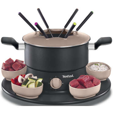 fondue tefal ef353812 vente de fondue et raclette conforama. Black Bedroom Furniture Sets. Home Design Ideas