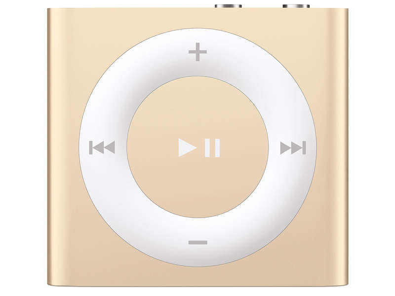 Baladeur MP3 APPLE IPOD SHUFFLE 2GO GOLD