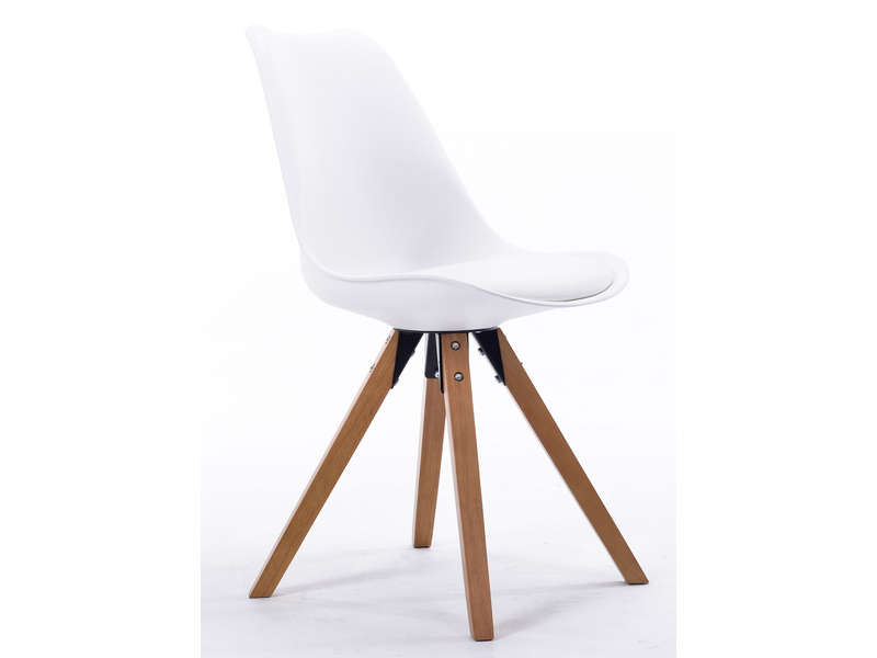 Chaise sejour conforama maison design for Chaise blanche conforama