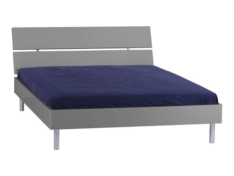 t te de lit 160 cm easy 3 coloris gris vente de t te de lit conforama. Black Bedroom Furniture Sets. Home Design Ideas