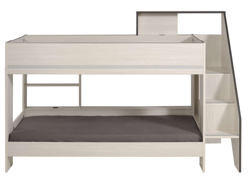 lits superpos s 90x200 cm gravity vente de lit enfant conforama. Black Bedroom Furniture Sets. Home Design Ideas