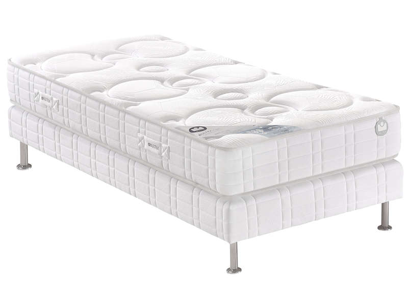 matelas mousse 90x190 cm bultex aero vente de matelas 2 personnes conforama. Black Bedroom Furniture Sets. Home Design Ideas