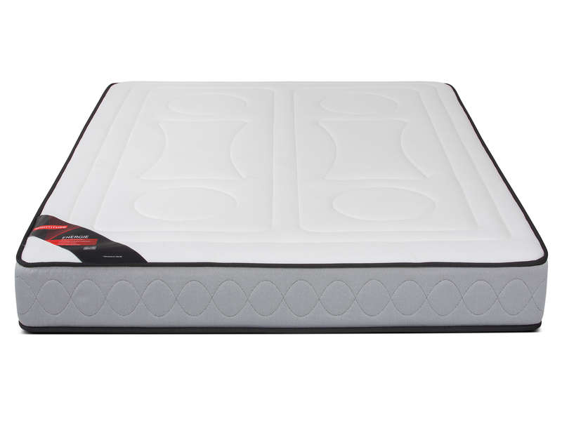 matelas ressorts 140x190 cm nightitude energie vente de. Black Bedroom Furniture Sets. Home Design Ideas