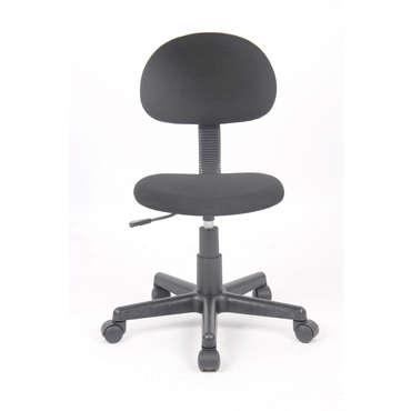 Chaise dactylo POP II coloris noir