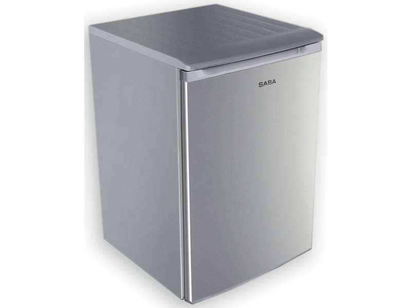R frig rateur table top 113 litres saba rf10t05ix 1 saba for Refrigerateur but