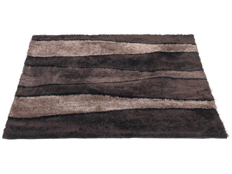 tapis 120x170 cm onda coloris marron vente de tapis moyenne et grande taille conforama. Black Bedroom Furniture Sets. Home Design Ideas