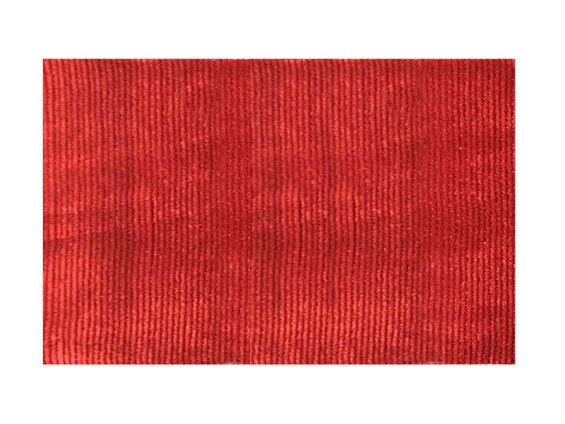 Tapis 120x170 cm GALAXY coloris rouge