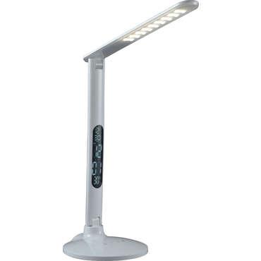 Lampe de bureau 75 cm CLOCK coloris blanc