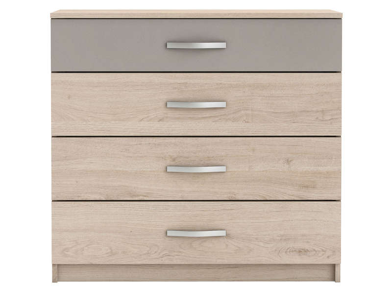Beautiful commode chambre adulte alinea contemporary for Chambre adulte design