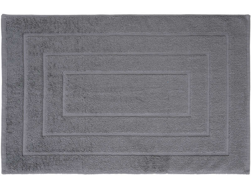 tapis salle de bain cawa coloris gris vente de tapis de bain conforama. Black Bedroom Furniture Sets. Home Design Ideas
