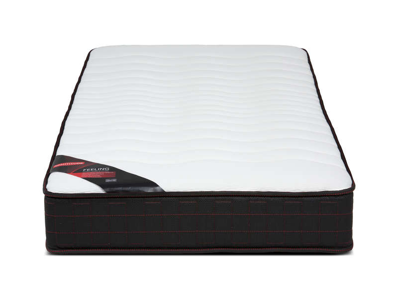 matelas mousse 90x190 cm nightitude feeling pas cher. Black Bedroom Furniture Sets. Home Design Ideas