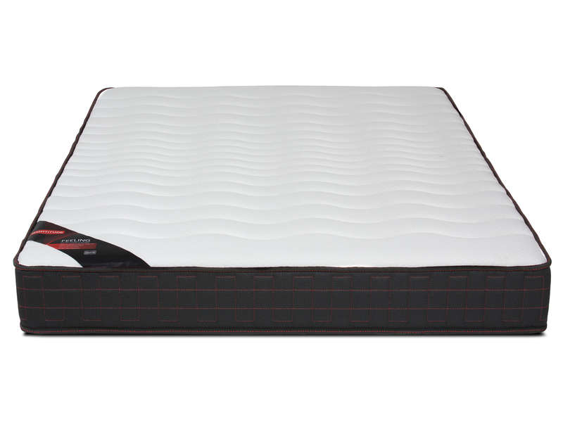 matelas mousse 140x190 cm nightitude feeling pas cher. Black Bedroom Furniture Sets. Home Design Ideas