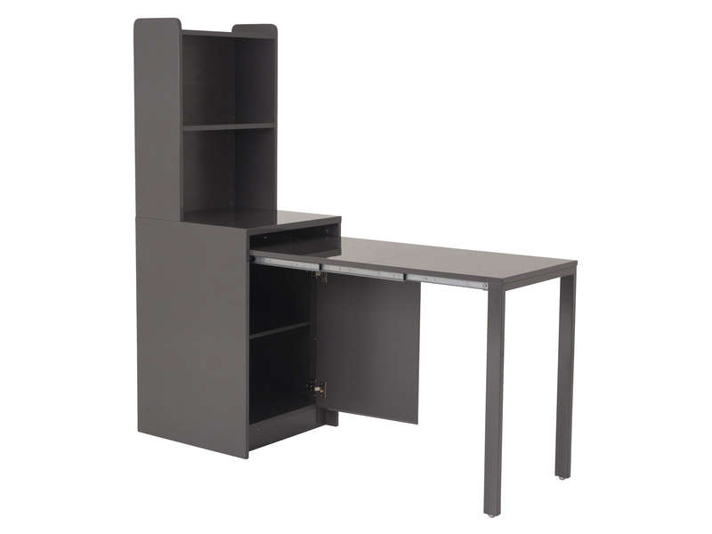 console extensible tokol coloris noir vente de bar et. Black Bedroom Furniture Sets. Home Design Ideas