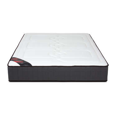 matelas ressorts ensach s moonlight 140 x 190 cm conforama. Black Bedroom Furniture Sets. Home Design Ideas