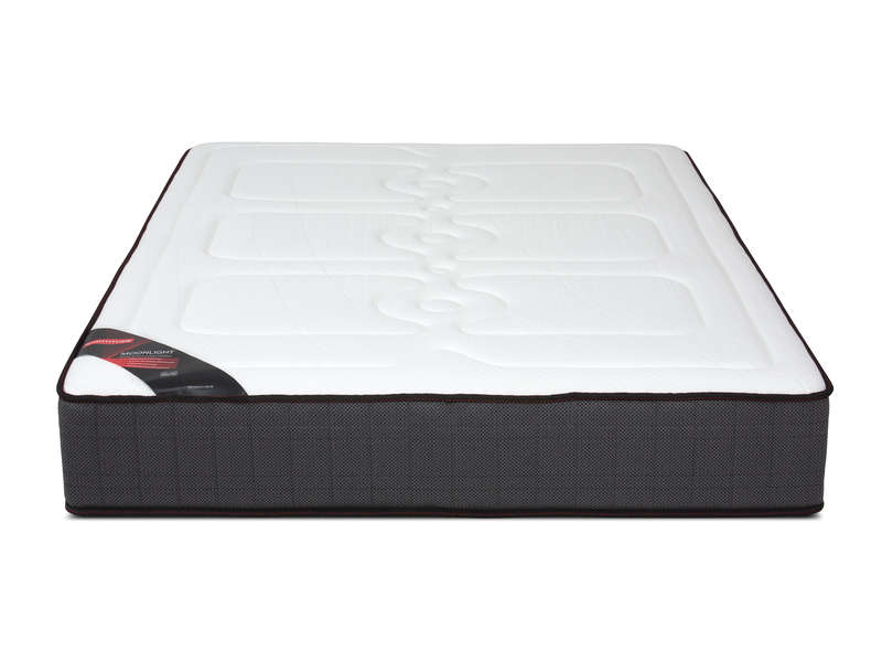 matelas ressorts 140x200 cm nightitude moonlight vente de matelas 2 personnes conforama. Black Bedroom Furniture Sets. Home Design Ideas