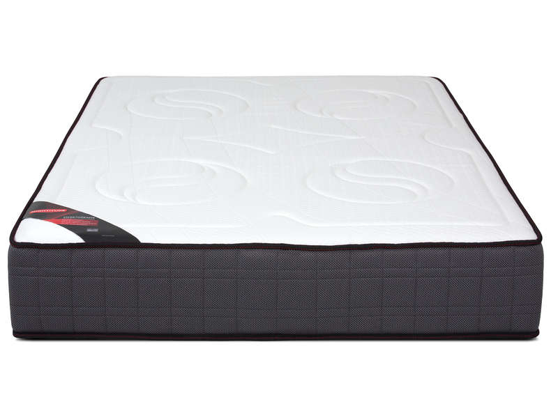 matelas ressorts 160x200 cm nightitude sweet dreams vente de matelas 2 personnes conforama. Black Bedroom Furniture Sets. Home Design Ideas