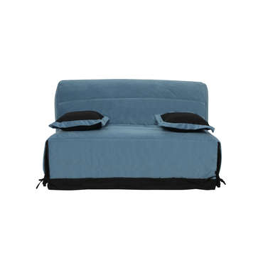 housse pour bz premium 160 cm angel coloris bleu canard vente de housse de banquette conforama. Black Bedroom Furniture Sets. Home Design Ideas