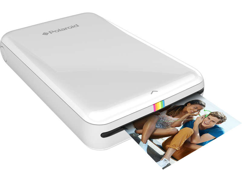 Imprimante photo portable 10x15 bluetooth POLAROID ZIP BLANCHE