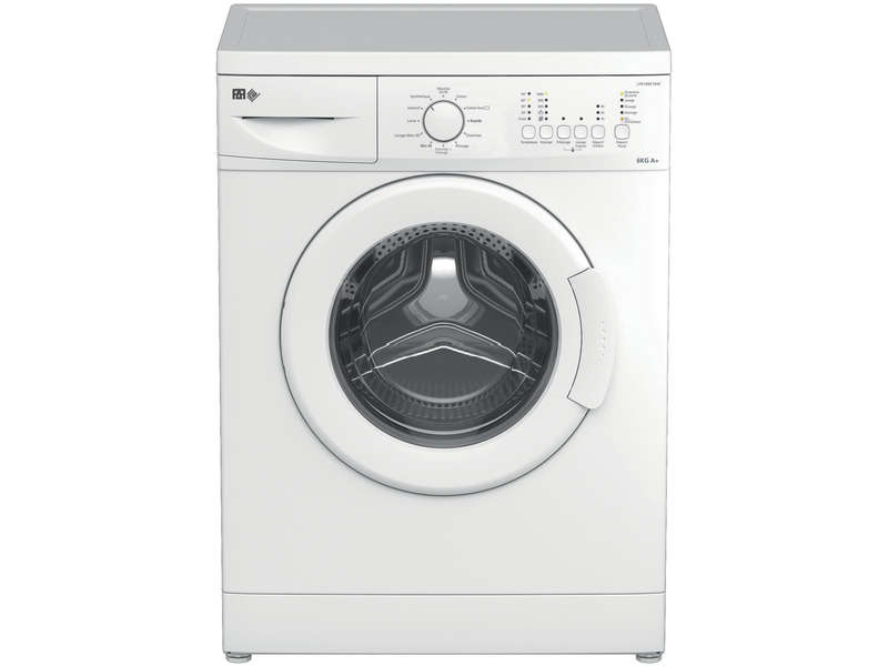 Lave linge hublot 6kg far lf610be16w far vente de lave for Lave linge encastrable conforama