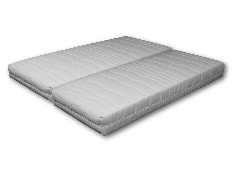 matelas mousse 2x80x200 cm volupnight bodysoft vente de matelas 2 personnes conforama. Black Bedroom Furniture Sets. Home Design Ideas