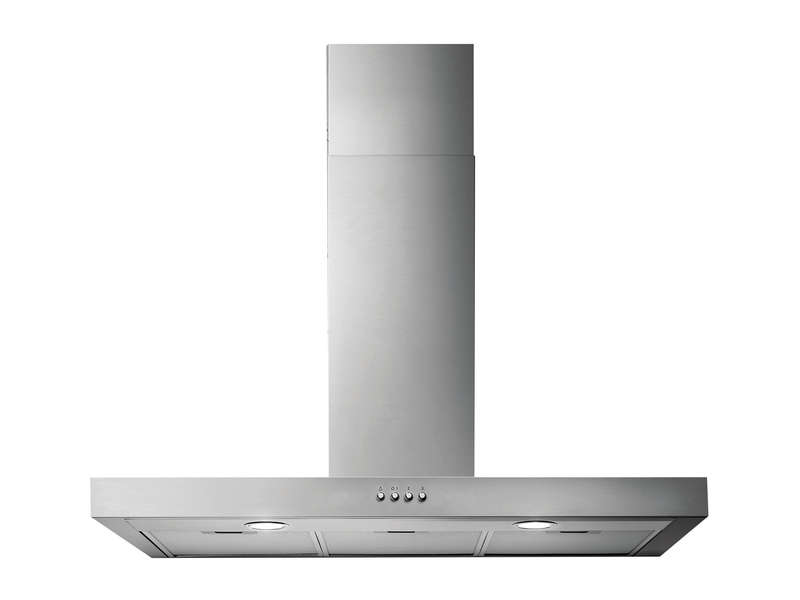 Hotte décorative 90 cm FAR HD580-BOX-90/16E - FAR - Vente de Hotte ...