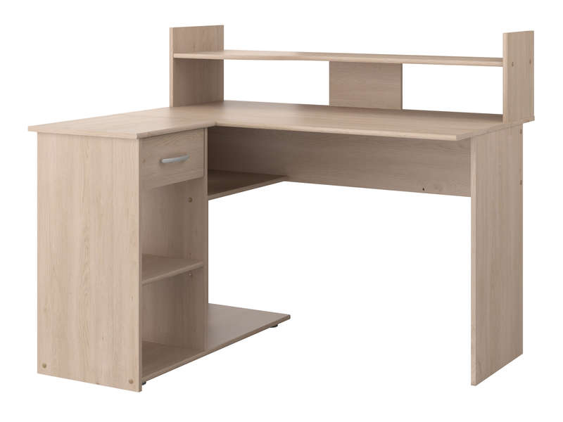 Lit superpos avec bureau intgr conforama affordable lit for Bureau conforama