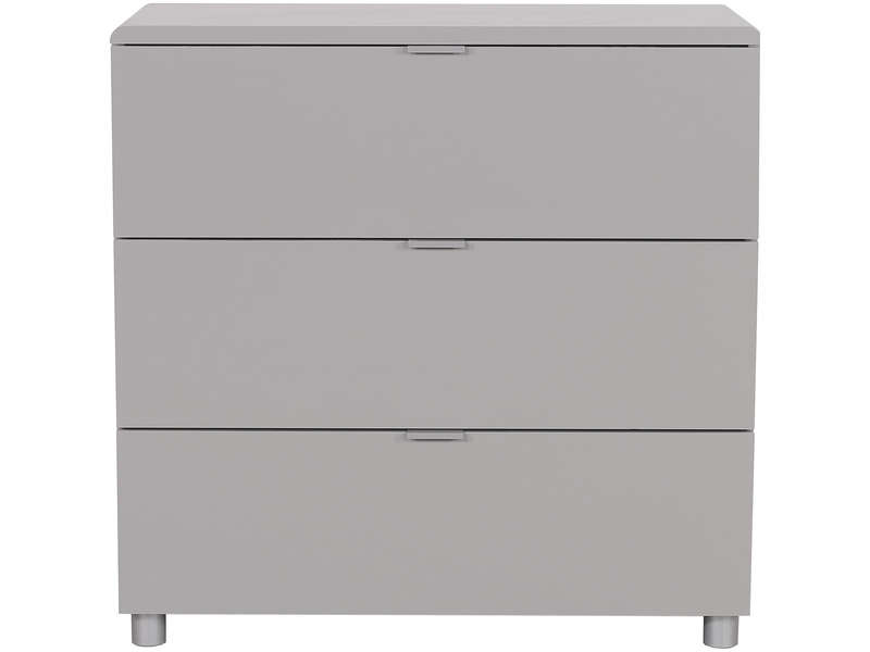 Commode EASY 3 coloris gris