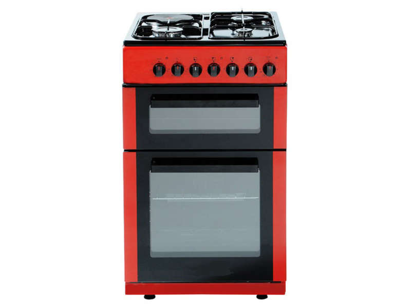 Cuisini re equipee cuisini re 50 cm candy ccg5540pw plus - Fard a paupiere rouge pas cher ...