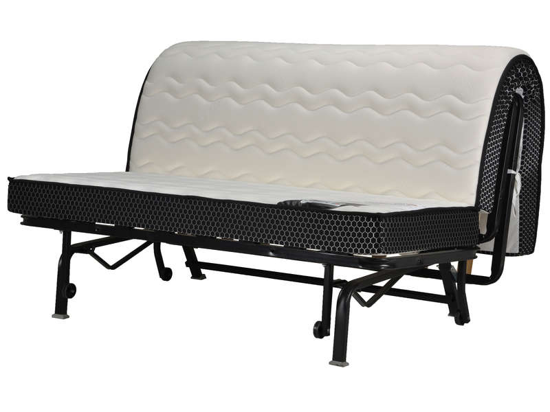 banquette lit bz 140 cm bultex hr 38 vente de banquette. Black Bedroom Furniture Sets. Home Design Ideas