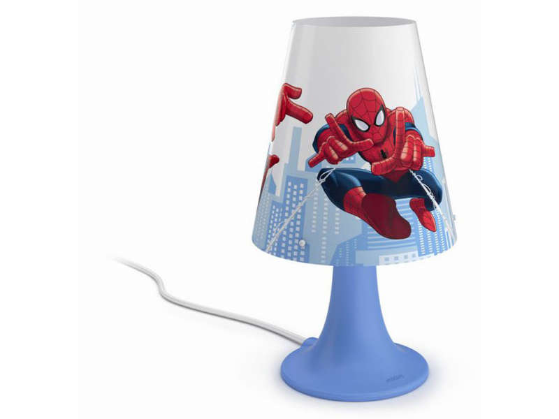 lampe spiderman vente de lampe conforama. Black Bedroom Furniture Sets. Home Design Ideas