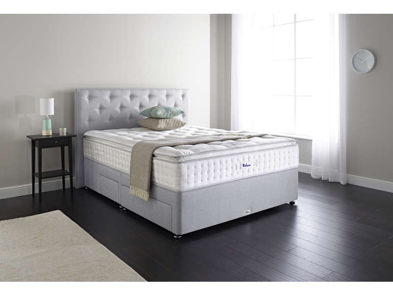 matelas ressorts 180x200 cm relyon so beautiful vente de matelas 2 personnes conforama. Black Bedroom Furniture Sets. Home Design Ideas