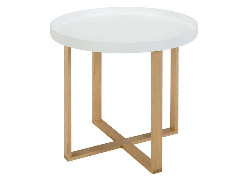 Table d 39 appoint ingrid vente de table et chaises de for Conforama chaise de jardin