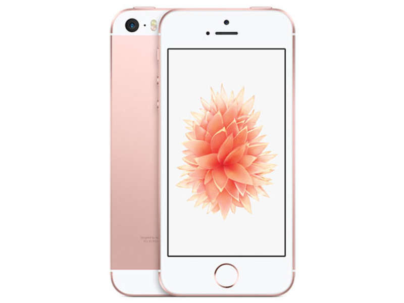 Smartphone 4 '' Dual core APPLE IPHONE SE 16GO OR ROSE