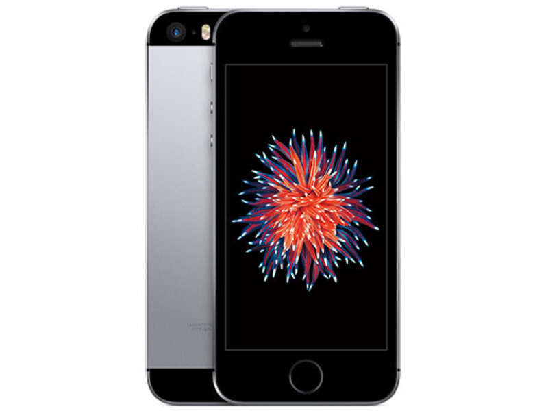 Smartphone 4 '' Dual core APPLE IPHONE SE 16GO GRIS SIDERAL