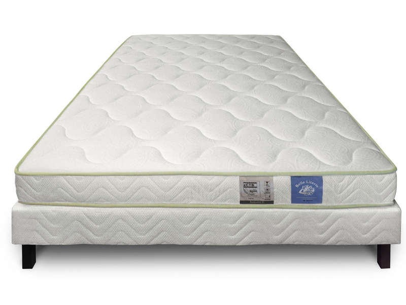 matelas mousse 140x190 cm benoist belle literie kal. Black Bedroom Furniture Sets. Home Design Ideas