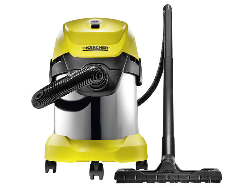 aspirateur eau et poussi re karcher wd 3 premium vente de tous les aspirateurs conforama. Black Bedroom Furniture Sets. Home Design Ideas